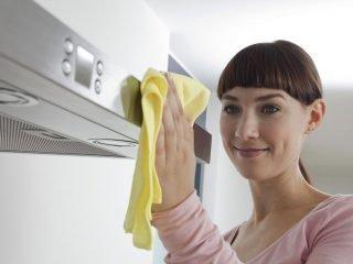 Как правильно чистить вытяжку