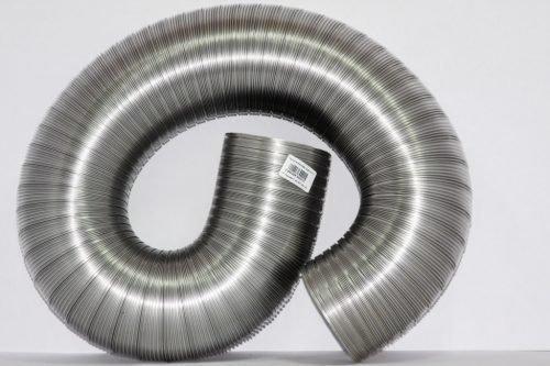 Гофрированная алюминиевая труба для вытяжки
