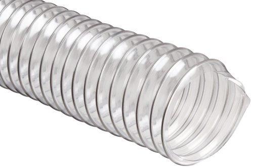 Гофрированная труба для вытяжки