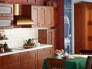 Установка каминной вытяжки для кухни
