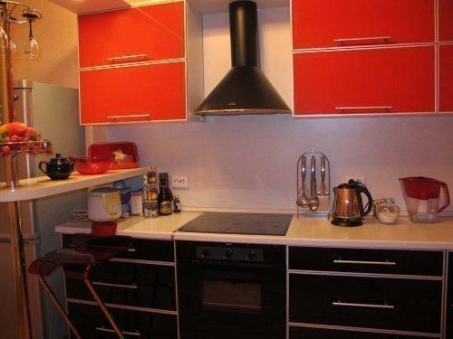 Пассивная кухонная вытяжка