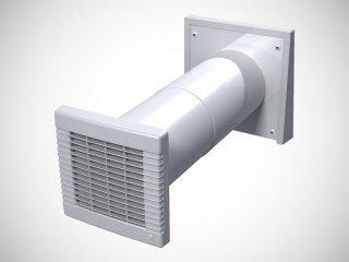 Какие бывают вентиляторы для кухонных вытяжек