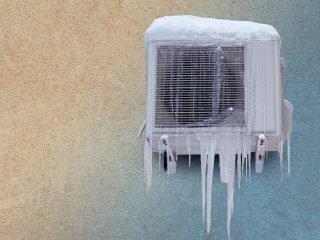 Как установить зимнюю комплектацию на кондиционер