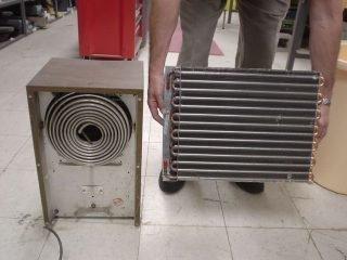 Применение осушителей воздуха для подвальных помещений