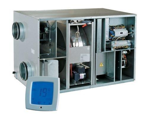 Моноблочная система вентиляции