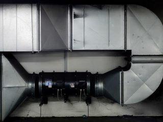 Оборудование механической вытяжной вентиляции