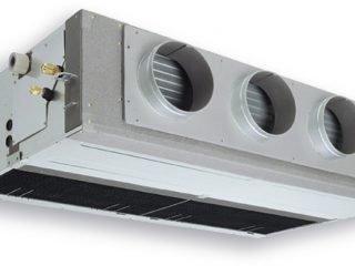 Комплектация канального кондиционера