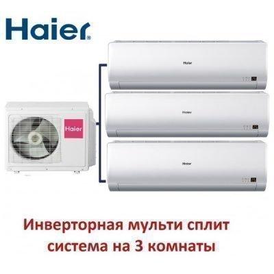 Модель фирма Haier