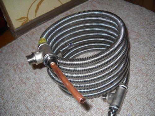 Самодельный чиллер из труб